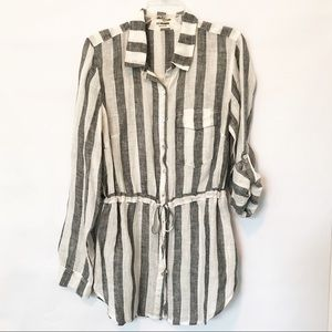 4Our Dreamers Linen Tunic (L)